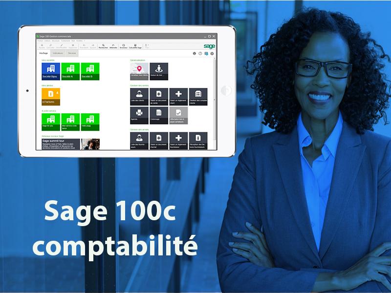 Sage 100c comptabilité